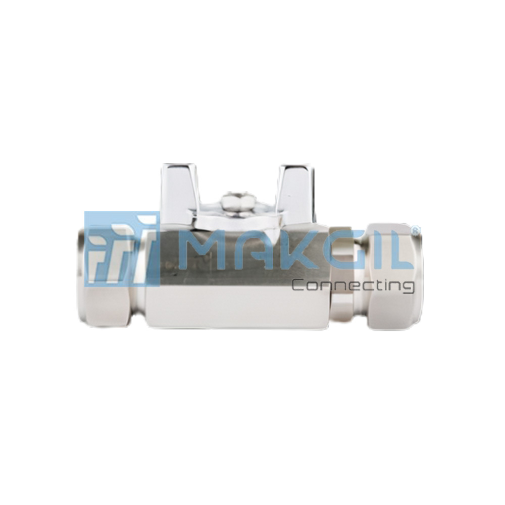 VB3 series – Van bi hai ngả (2 way shut-off Ball valve – up to 3000 psig) hãng UNILOK/Korea