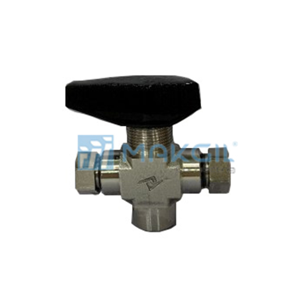 VB3X series – Van bi ba ngả (3 way Ball valve) hãng UNILOK/Korea