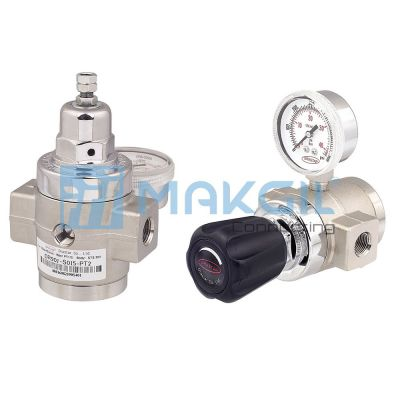 DR90 series - Van điều áp khí & lỏng (D/I Water & Gas High Flow Low Pressure Regulators) hãng Drastar/Korea