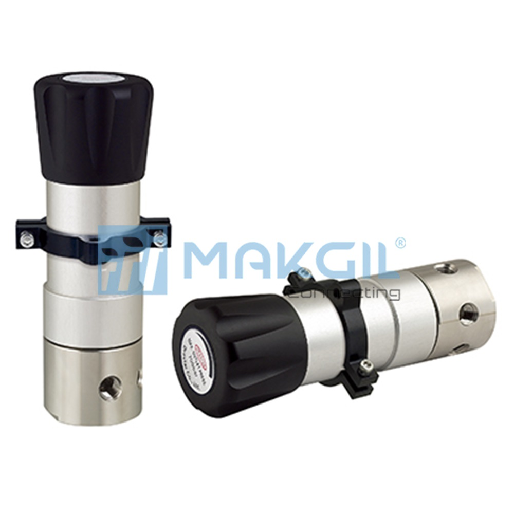DR80 series - Van giảm áp áp suất cao (High Pressure Reducing Regulators) hãng Drastar/Korea