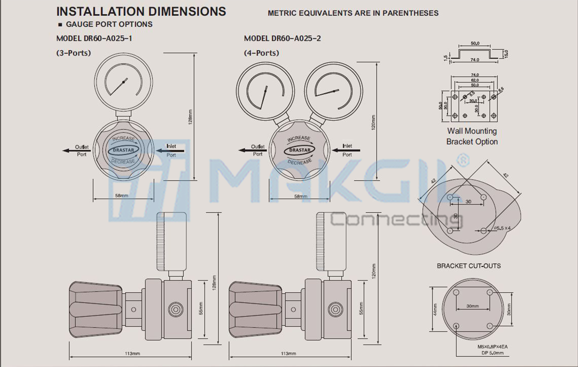 kich_thuoc_lap_dat_bo_dieu_chinh_ap_suat_thap_mot_cap_single_stage_low_pressure_regulators_dr60_series